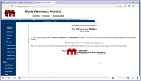 WorldCleanroomMarketsDemo